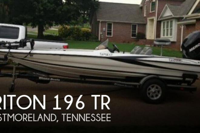 2006 Triton 196 Tr - For Sale at Westmoreland, TN 37186 - ID 48420