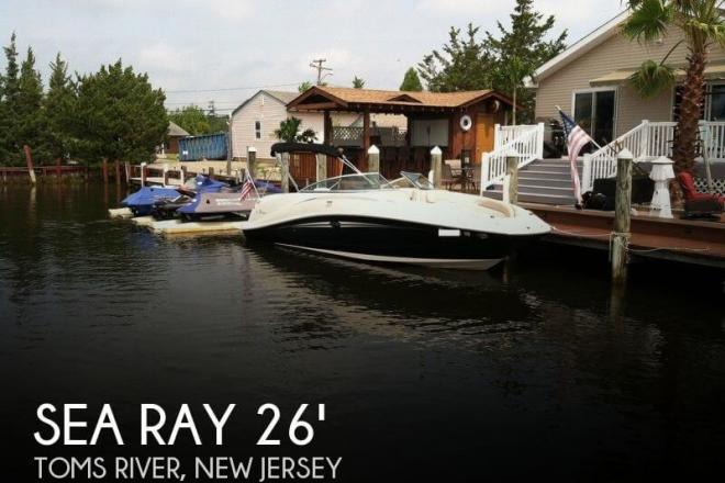 2009 Sea Ray 260 Sun Deck - For Sale at Toms River, NJ 8753 - ID 51134
