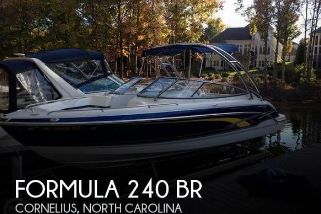 2007 Formula 240 BR - For Sale at Cornelius, NC 28031 - ID 48432