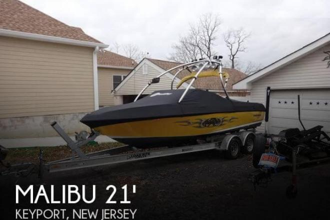 2005 Malibu 21XTI Wakesetter - For Sale at Keyport, NJ 7735 - ID 47304