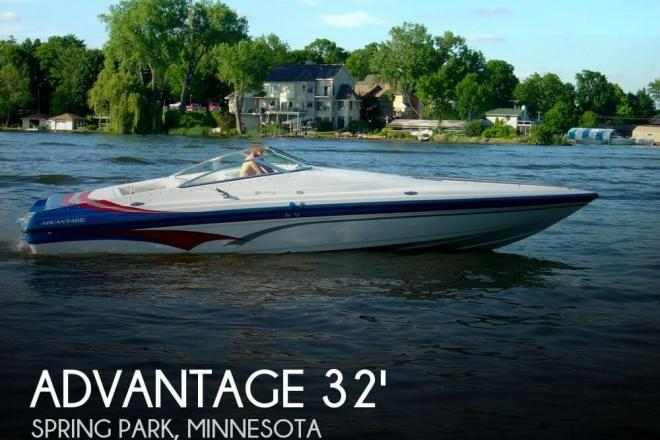 2001 Advantage 32 Victory - For Sale at Spring Park, MN 55384 - ID 46698
