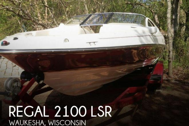1997 Regal 2100 LSR - For Sale at Waukesha, WI 53186 - ID 53006