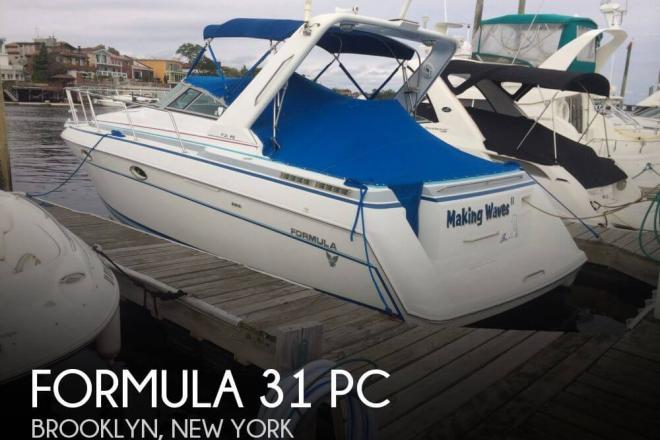 1996 Formula 31 PC - For Sale at Brooklyn, NY 11201 - ID 53457