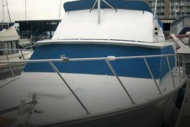 1974 Silverton 340 Convertible - For Sale at Seattle, WA 98116 - ID 44595