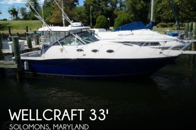 1999 Wellcraft 330 Coastal - For Sale at Solomons, MD 20688 - ID 43160