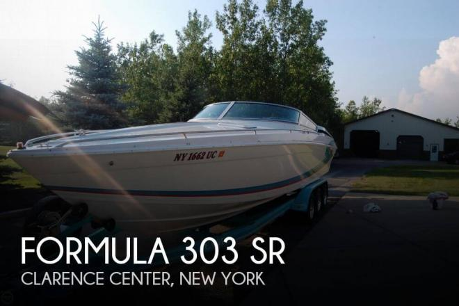 1993 Formula 303 SR - For Sale at Clarence Center, NY 14032 - ID 39708