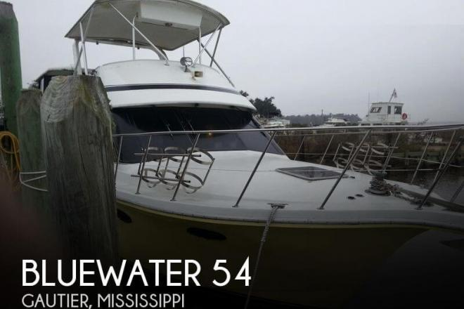 1987 Bluewater 54 - For Sale at Gautier, MS 39553 - ID 39832