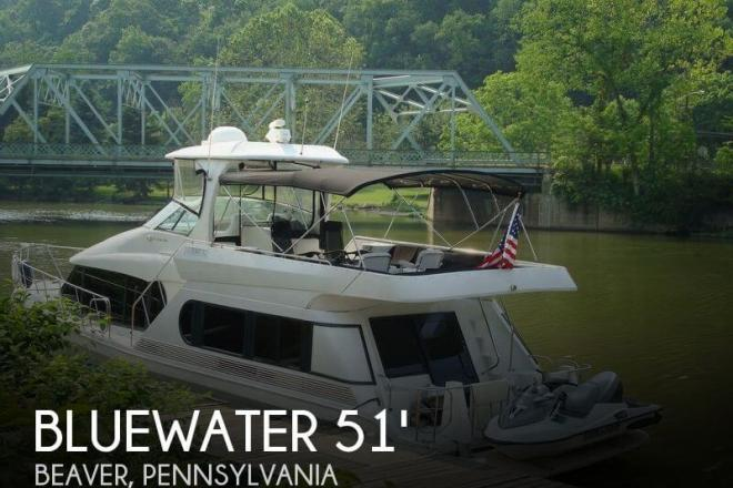 1998 Bluewater 510 Motoryacht - For Sale at Beaver, PA 15009 - ID 34596