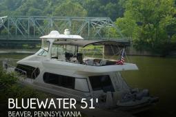 1998 Bluewater 510 Motoryacht