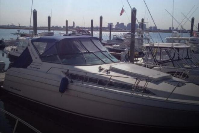 1996 Wellcraft 3600 Martinique - For Sale at Haverhill, MA 1830 - ID 73489