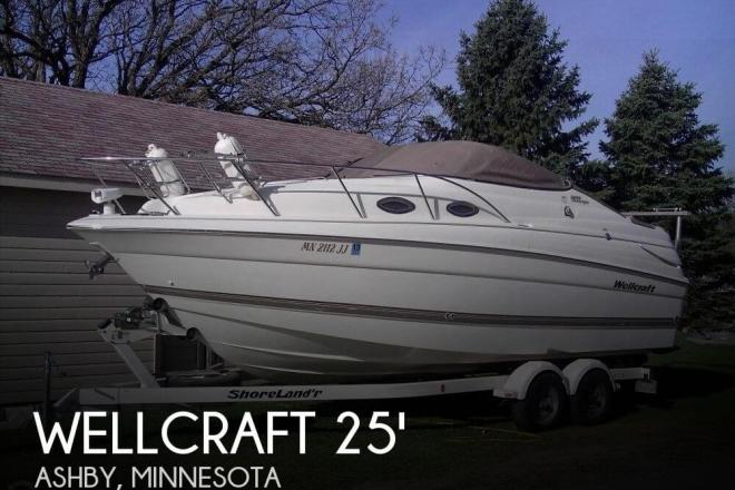 2002 Wellcraft 2400 Martinique - For Sale at Ashby, MN 56309 - ID 34333
