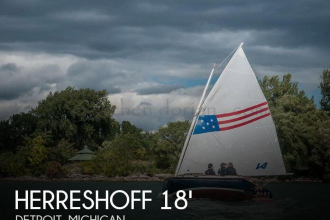 1972 Herreshoff 18 America - For Sale at Detroit, MI 48201 - ID 34146