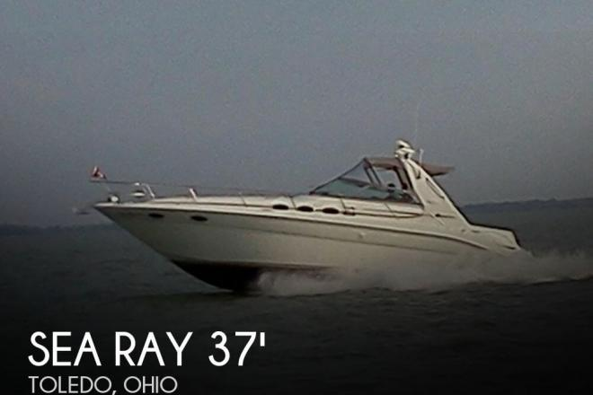 1998 Sea Ray 370 Sundancer - For Sale at Toledo, OH 43601 - ID 33997