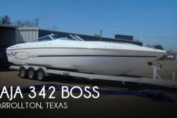2000 Baja 342 Boss