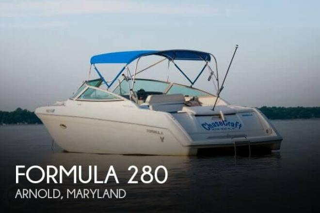 1996 Formula F280 SS - For Sale at Arnold, MD 21012 - ID 32859