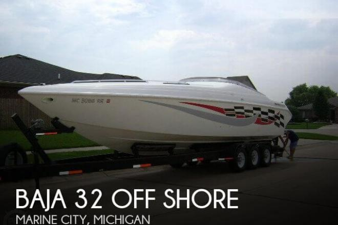 1992 Baja 32 Off Shore - For Sale at Marine City, MI 48039 - ID 32707