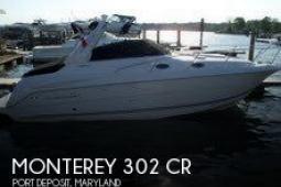 2005 Monterey 302 CR