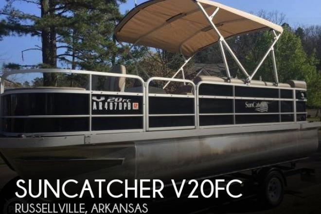 2015 Suncatcher V20FC - For Sale at Russellville, AR 72801 - ID 118854