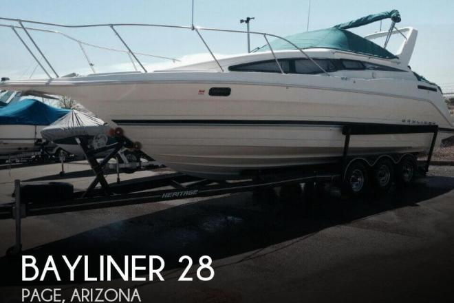1995 Bayliner 2855 Ciera Sunbridge - For Sale at Page, AZ 86040 - ID 118864
