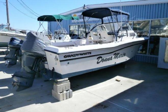 2004 Grady White 226 Seafarer - For Sale at Somers Point, NJ 8244 - ID 118899