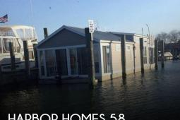 2008 Harbor 58