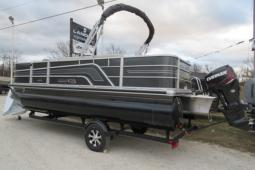2017 Ranger Reata 200F Pontoon (fish model) $24,595 / 90hp Evinrude & Ranger Rebate