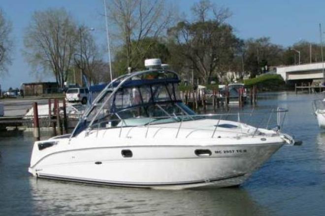 2008 Sea Ray 290 AMBERJACK - For Sale at Harrison Township, MI 48045 - ID 116617