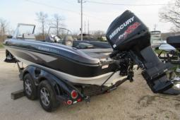 2014 Ranger 2050LS  Fish N Ski / 225 Mercury Pro XS
