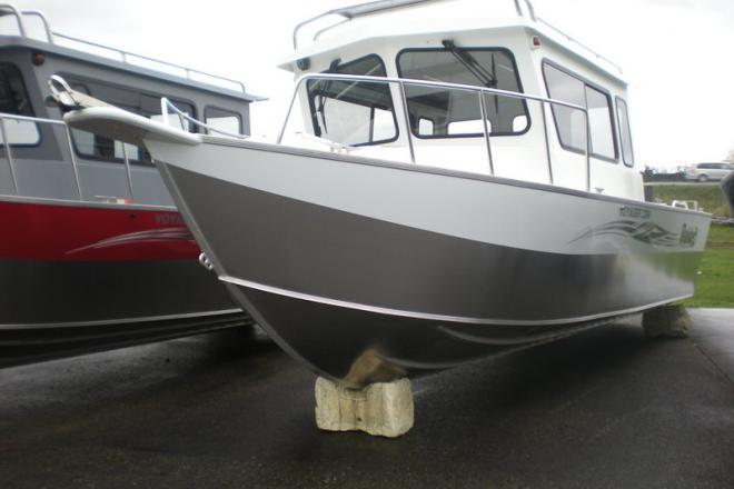 2017 Raider Voyager 2384 - For Sale at Everett, WA 98201 - ID 119161