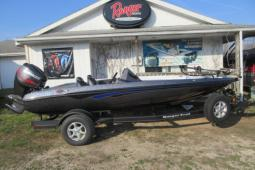 2016 Ranger Z175 Bass Boat and Ranger Trailer without Motor