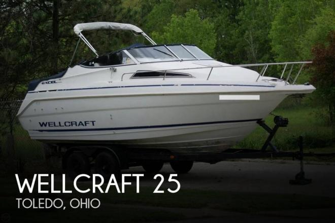 1996 Wellcraft Excel 23 SE - For Sale at Toledo, OH 43601 - ID 119818
