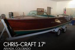 1958 Chris Craft 17 Cavalier