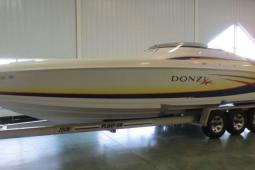 2004 Donzi 33 ZX