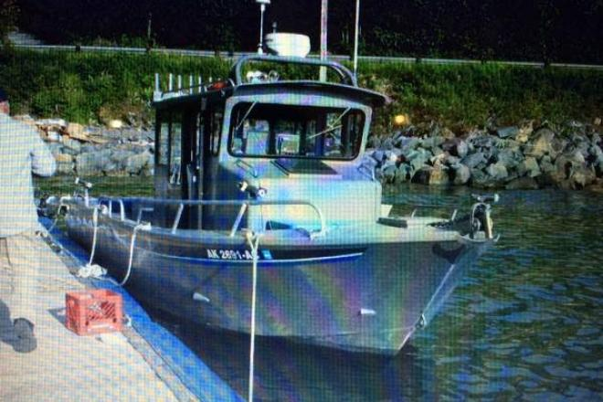 2002 Almar Seahawk Offshore Walkaround - For Sale at Juneau, AK 99801 - ID 119962