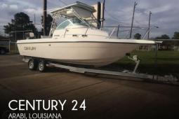 1996 Century 24 Walkaround Sportfish