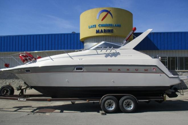 1993 Maxum 2700 SCR - For Sale at Somerset, KY 42501 - ID 114930