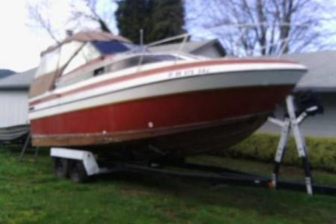 1975 Reinell Cabin Cruiser - For Sale at Portland, OR 97203 - ID 120118