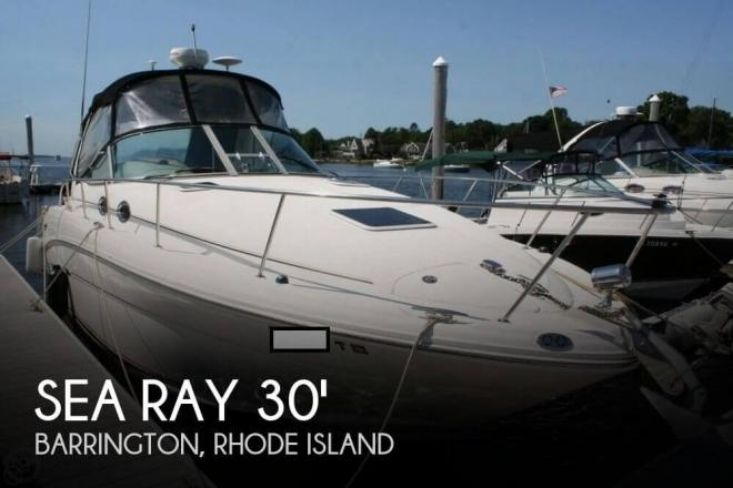 2002 Sea Ray 300 Sundancer - For Sale at Warren, RI 2885 - ID 82975