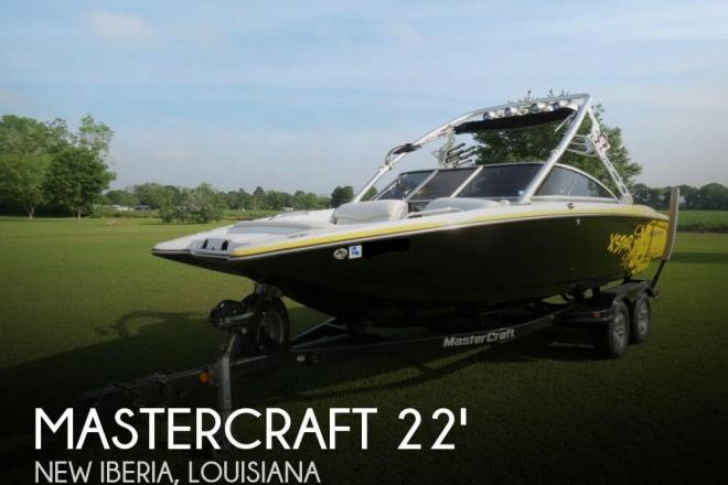 2006 Mastercraft X Star 22 - For Sale at New Iberia, LA 70560 - ID 95038