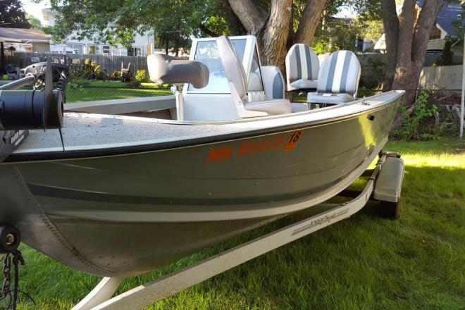 1990 ProCraft Pike Hunter 180 - For Sale at White Bear Lake, MN 55110 - ID 120181