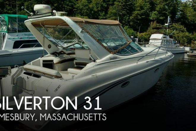 1995 Silverton 310 Express - For Sale at Amesbury, MA 1913 - ID 120191