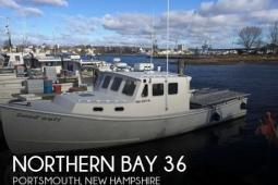2003 Northern Bay 36