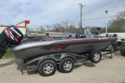 2012 Ranger 621VS Fisherman Series / 250 hp Evinrude Etec Outboard