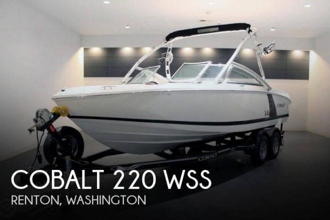 2012 Cobalt 220 WSS - For Sale at Renton, WA 98055 - ID 111349