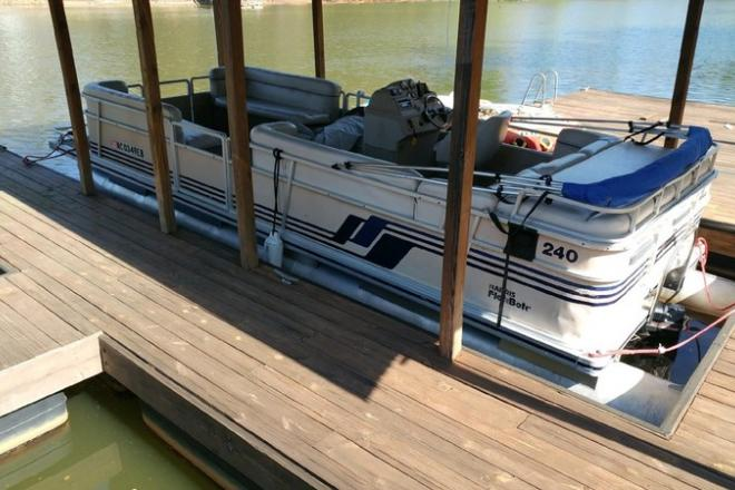1995 Harris FloteBote 240 - For Sale at Denver, NC 28037 - ID 120299