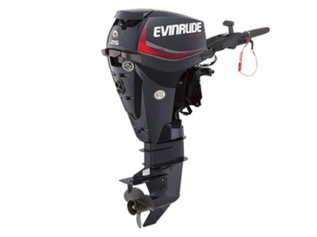 2016 Evinrude E25dgteaf For Sale At Stapleton Al 36578