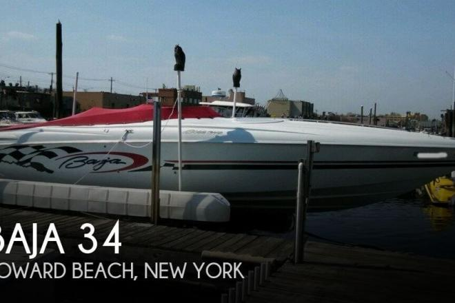 2002 Baja 342 Boss - For Sale at Howard Beach, NY 11414 - ID 121416