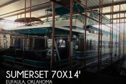 1990 Sumerset Houseboats 70x14'