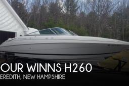 2010 Four Winns H260