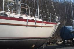 1984 Pacific Seacraft PS 34 Voyager